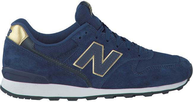 Blauwe NEW BALANCE Sneakers WR996 WMN  - large