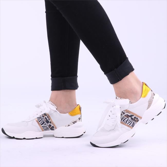 Witte MARIPE Sneakers 28577  - large