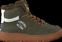 Groene VINGINO Sneakers ELIA MID  - medium