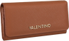 Cognac VALENTINO HANDBAGS Portemonnee VPS2DP113 - small