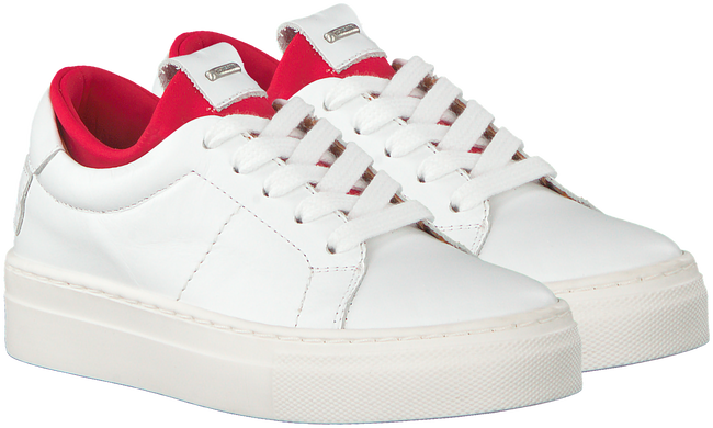 Witte SHABBIES Sneakers SHK0024  - large
