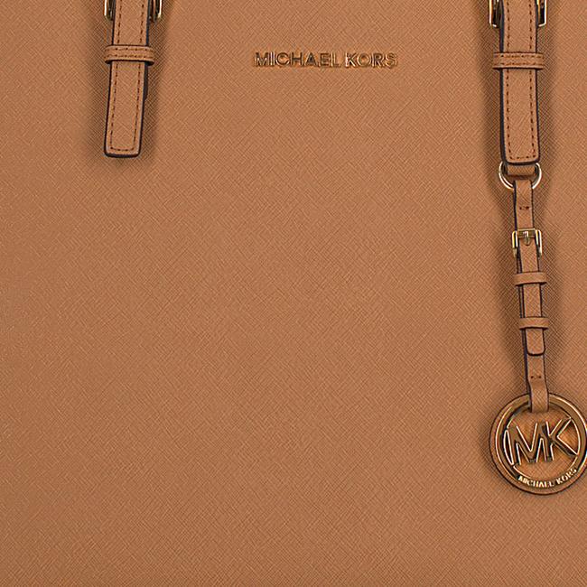 Cognac MICHAEL KORS Shopper T Z TOTE - large
