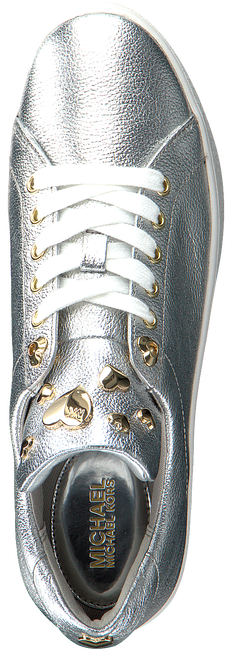 Zilveren MICHAEL KORS Sneakers MINDY LACE UP - large