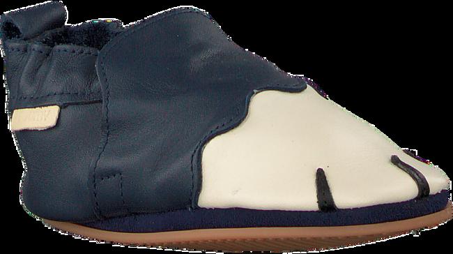 Blauwe BOUMY Babyschoenen PAWS - large