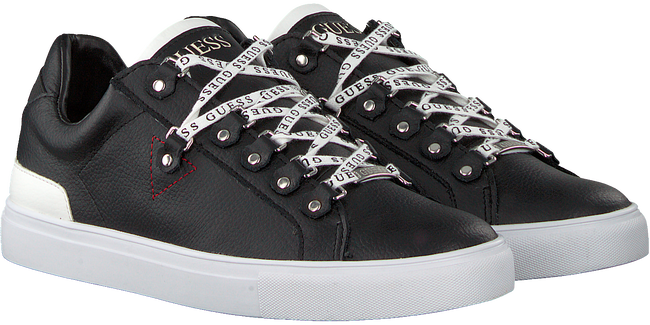 Zwarte GUESS Sneakers BARRY  - large
