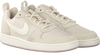 Witte NIKE Sneakers COURT BOROUGH LOW PREM  - small