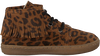 Cognac CLIC! Sneakers 9881  - small