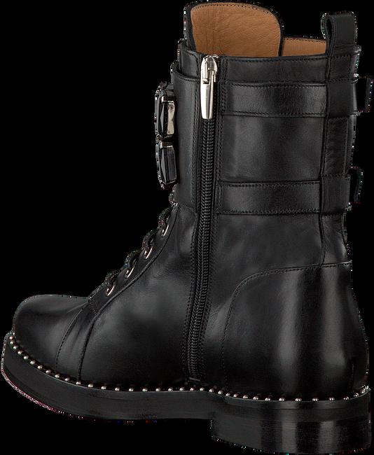 Zwarte OMODAXMANON Biker boots ABB2852  - large