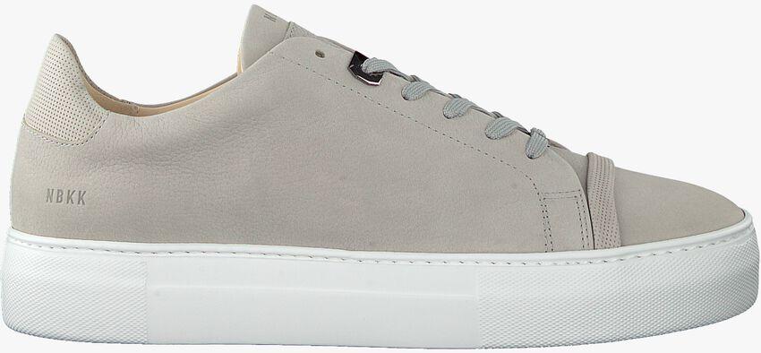 Grijze NUBIKK Sneakers JAGGER ASPEN  - larger
