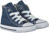 Blauwe CONVERSE Sneakers CHUCK TAYLOR ALL STAR HI KIDS  - small