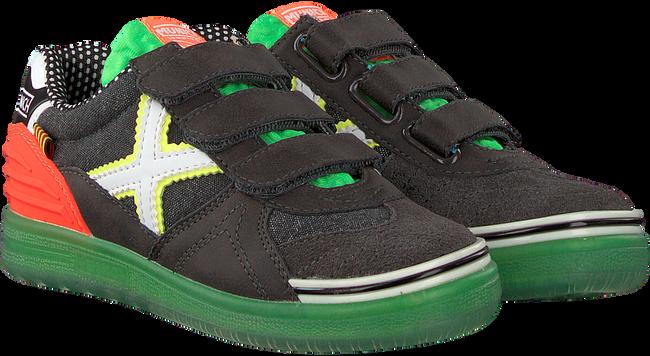 Zwarte MUNICH Lage sneakers G3 VELCRO  - large