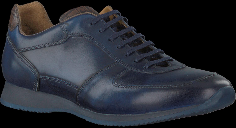 Chaussures De Sport À La Bombe Bleu 16192 HcSH879T