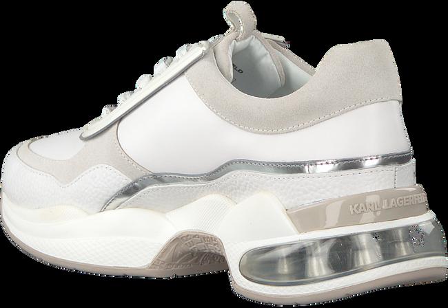 Witte KARL LAGERFELD Sneakers KL61720 - large
