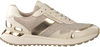 Gouden MICHAEL KORS Lage sneakers MONROE TRAINER  - small