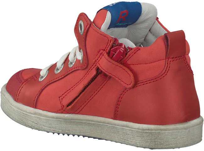 Rode BUNNIES JR Sneakers POL PIT  - large