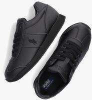 Zwarte POLO RALPH LAUREN Lage sneakers PONY JOGGER  - medium