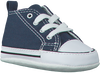 Blauwe CONVERSE Babyschoenen FIRST STAR  - small