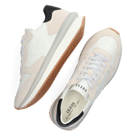 Witte GUESS Lage sneakers MADE  - medium