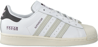 Witte ADIDAS Lage sneakers SUPERSTAR  - medium