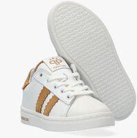 Witte PINOCCHIO Lage sneakers P1834  - medium