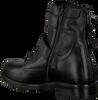 Zwarte OMODA Biker boots 182K SOLE KIRA - small