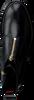 Zwarte HABOOB Enkelboots P6709 - small