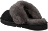 Zwarte UGG Pantoffels COZY KNIT SLIPPER - small