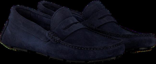 Blauwe MAZZELTOV. Loafers 32008  - large