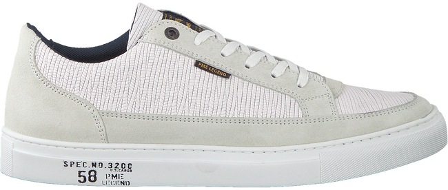 Witte PME Sneakers TRIM  - large