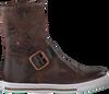 Bruine BRAQEEZ Lange laarzen 417660  - small