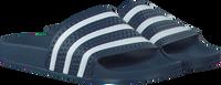 Blauwe ADIDAS Slippers ADILETTE MEN - medium