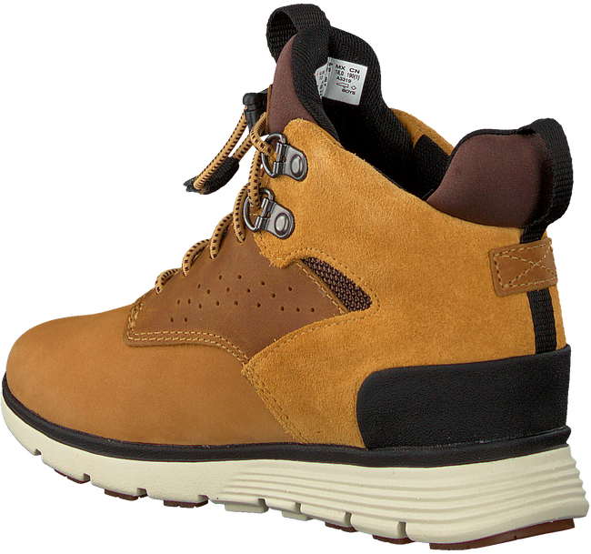 Camel TIMBERLAND Sneakers KILLINGTON HIKER CHUKKA KIDS  - large