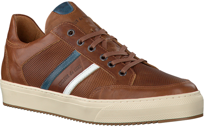 Cognac CYCLEUR DE LUXE Sneakers BURTON  - large