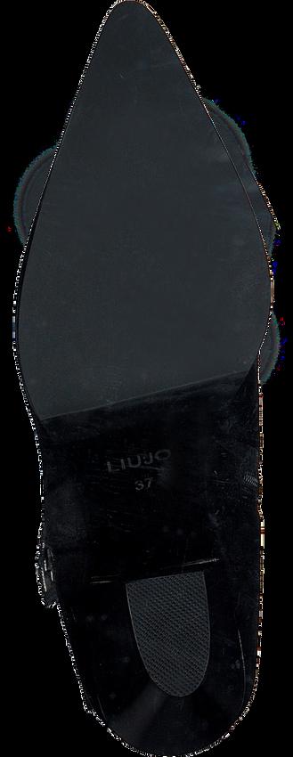 Zwarte LIU JO Enkellaarsjes JADE 3  - larger