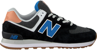 Zwarte NEW BALANCE Lage sneakers ML574  - medium