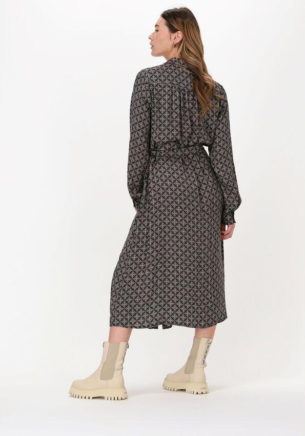 Multi SUMMUM Midi jurk DRESS ALLOVER PRINT VISCOSE  - larger