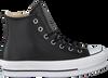 Zwarte CONVERSE Sneakers CHUCK TAYLOR ALLSTAR LIFT HIGH - small