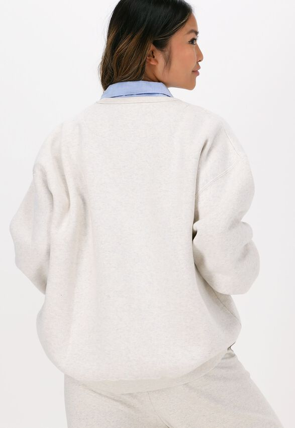Gebroken wit 10 DAYS Sweater STATEMENT SWEATER - larger