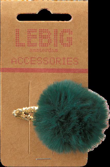 Groene LE BIG Haarband PETULA HAIRCLIP  - large