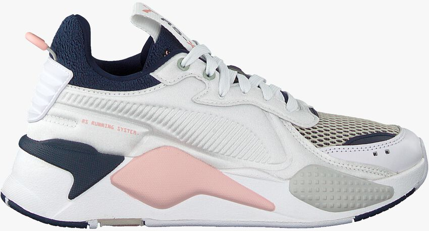 Witte PUMA Lage sneakers RS-X SOFTCASE  - larger