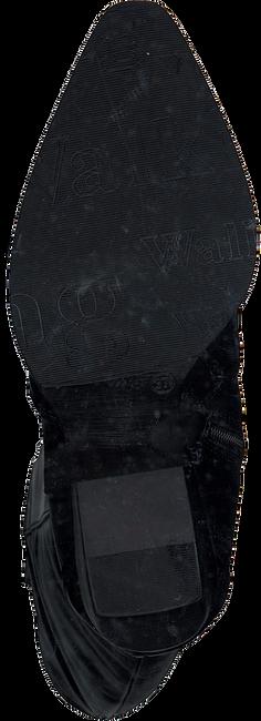 Zwarte VERTON Hoge laarzen 667-007  - large