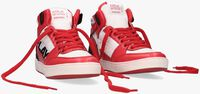 Rode REPLAY Hoge sneaker CAMPOS  - medium