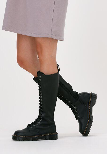 Zwarte DR MARTENS Hoge laarzen 1B60 BEX  - large