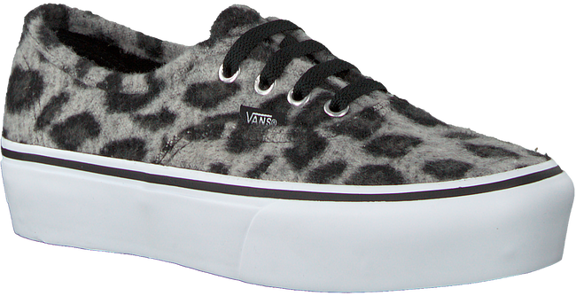 Grijze VANS Sneakers AUTHENTIC PLATFORM WMN  - large