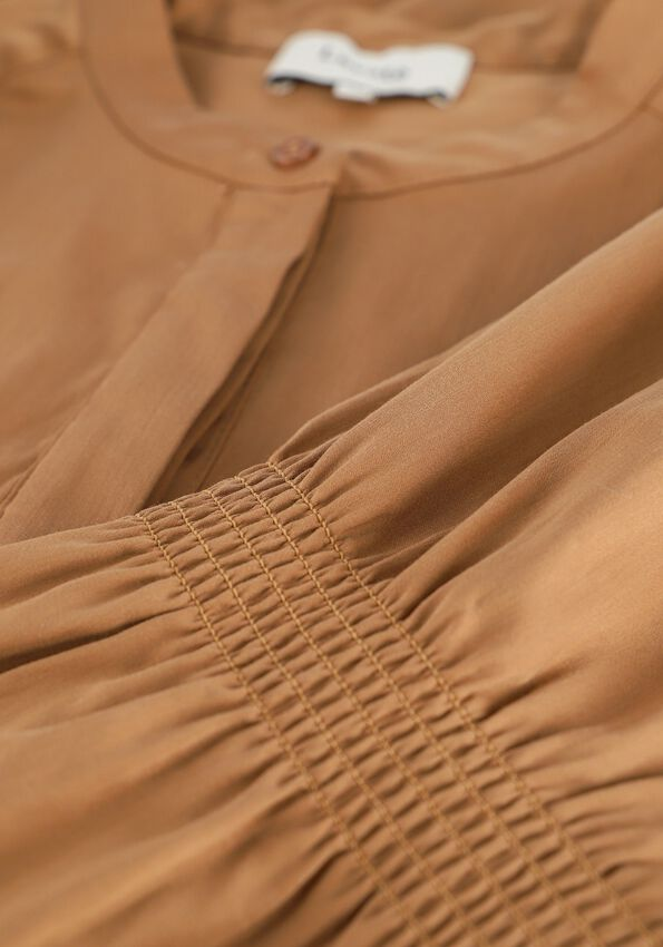 Camel LEVETE ROOM Blouse ISLA SOLID 15 - larger