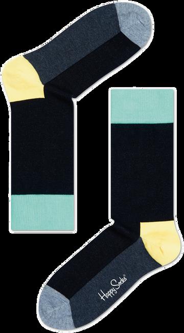 Zwarte HAPPY SOCKS Sokken FIVE COLOUR - large