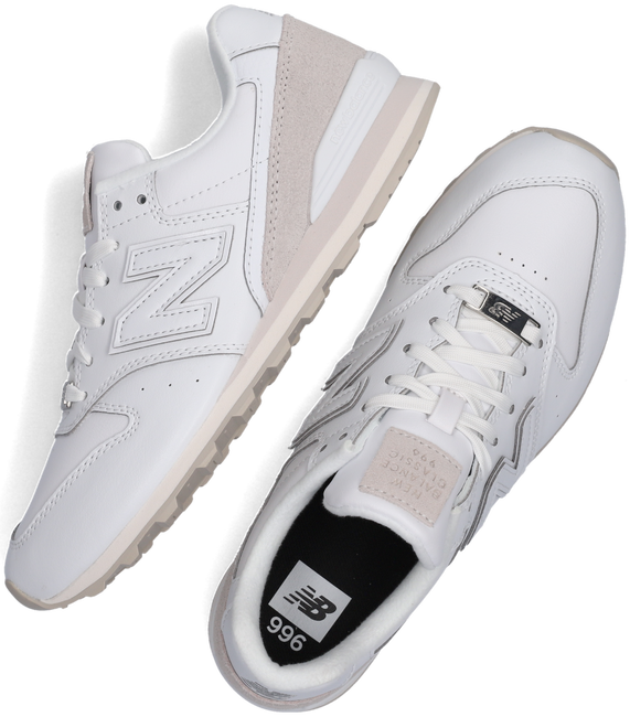 Witte NEW BALANCE Lage sneakers WL996  - large