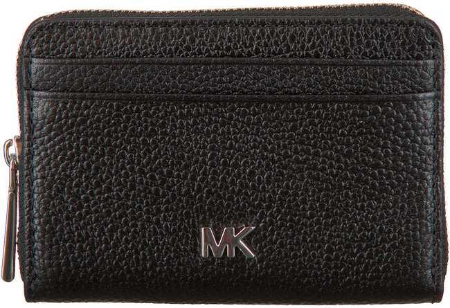 Zwarte MICHAEL KORS Portemonnee ZA COIN CARD CASE  - large