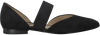Zwarte GABOR Ballerina's 353  - small