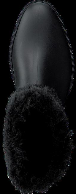 Zwarte GUESS Regenlaarzen FLVNT3 RUB09  - large